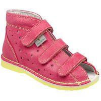Kapcie profilaktyczne buty DANIELKI TA125 TA135 Fuksja Żółty - Fuksja ||Różowy ||Żółty ||Multikolor