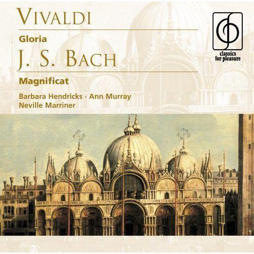 Class. for pleasure - magnificat / glori - sir neville marriner (płyta cd) marki Warner music