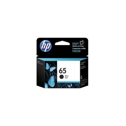 HP tusz Black 65, N9K02AN