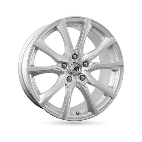 Racer Felga  advance silver 7.5x17 4x108 et40 (3661741053679)