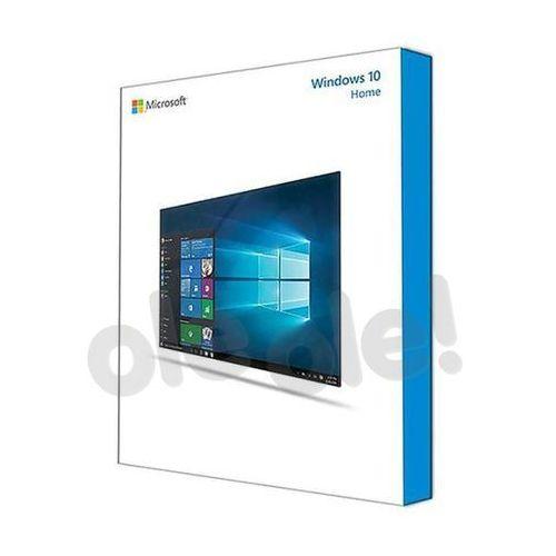 OKAZJA - Microsoft  windows 10 home 64 bit oem pl - produkt w magazynie - szybka wysyłka!