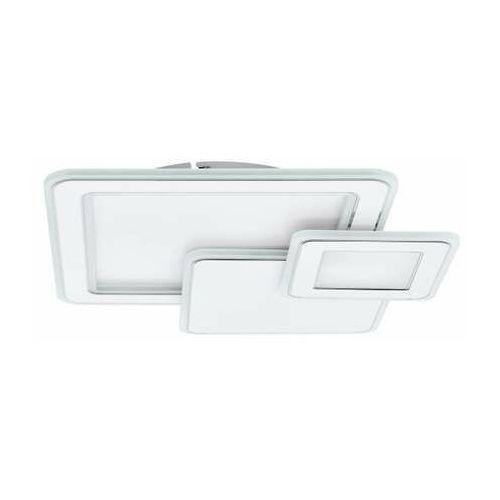 Eglo mentalurgia 99398 kinkiet/plafon lampa ścienna/sufitowa 39,5w led biały/chrom (9002759993986)