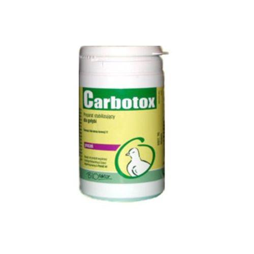Biofaktor  carbotox - preparat stabilizujący dla gołębi - proszek 100g, kategoria: pokarmy dla ptaków
