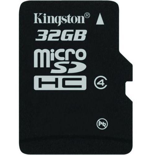Karta pamięci KINGSTON microSDHC 32GB SDC4