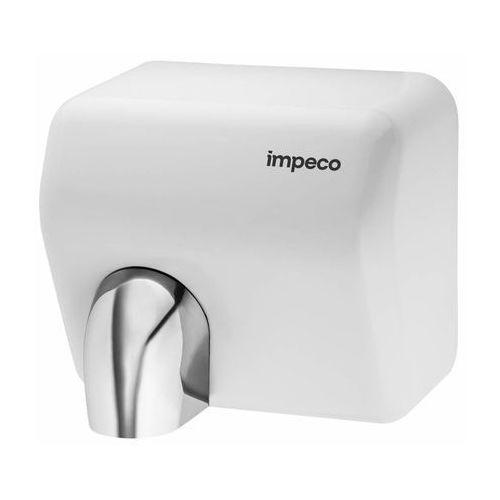 Automatyczna suszarka do rąk turboblast white | 270m3/h | 15s | 2500w | 270x200x(h)237mm marki Impeco