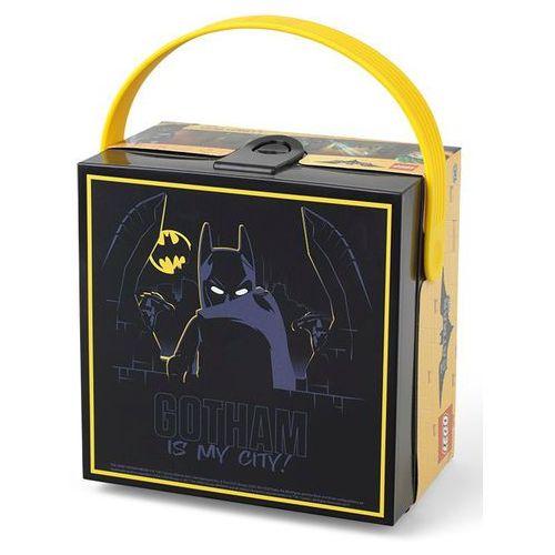 LEGO Pudełko Batman z uchwytami, czarne (5711938027407)