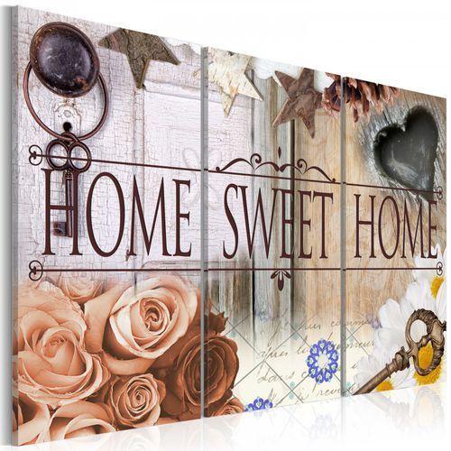 Artgeist Obraz - home in vintage style (60x40 cm)