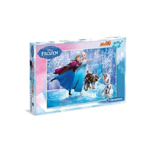 CLEMENTONI 100 EL. Maxi Frozen (8005125075171)
