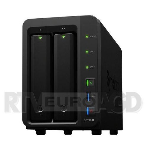 Synology diskstation ds718