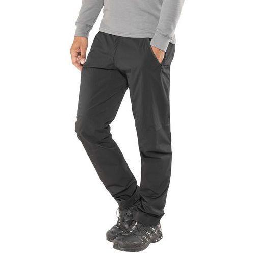 psiphon fl spodnie długie mężczyźni czarny s 2018 spodnie wspinaczkowe marki Arc'teryx