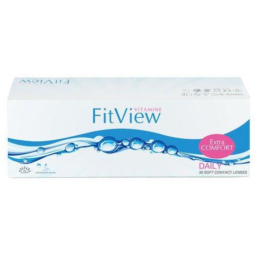 Pegavision Zestaw startowy fitview vitamine daily 10 szt.