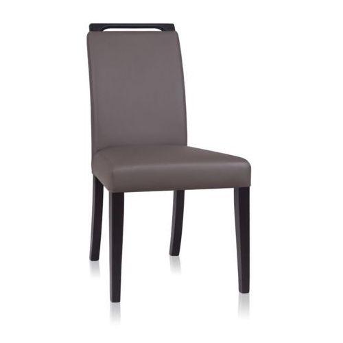 Halex Care krzesło bukowe z siedziskiem na sprężynach