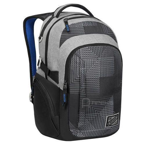 Ogio Quad plecak miejski na laptopa 15'' / tablet 10'' / Geocache - Geocache, kolor czarny