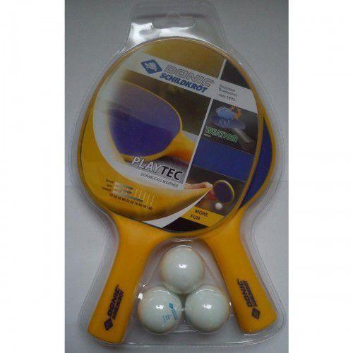 Zestaw do tenisa stołowego DONIC Playtec, 53E1-680E1