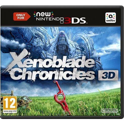 Gra NINTENDO NEW 3DS Xenoblade Chronicles 3D