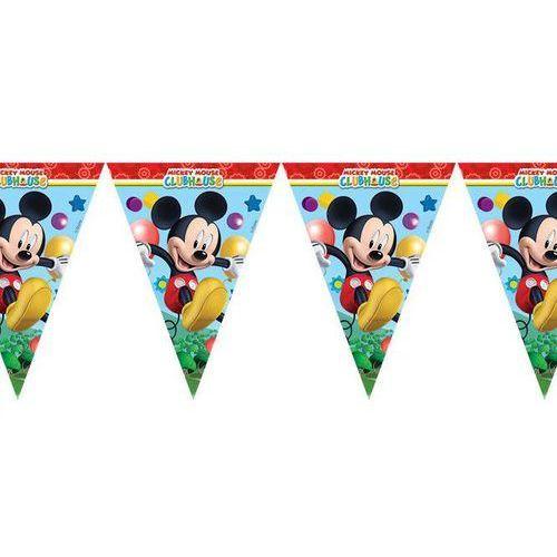 Baner flagi Myszka Mickey - 230 cm - 1 szt. (5201184815151)
