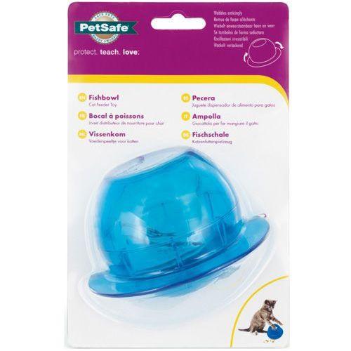Behawioralna zabawka dla kotów na smakołyki PetSafe FishBowl - produkt z kategorii- Zabawki dla kotów