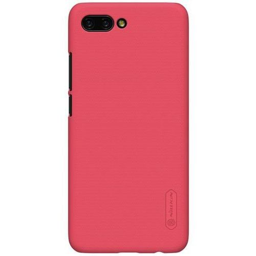 Etui frosted shield huawei honor 10- red - red marki Nillkin