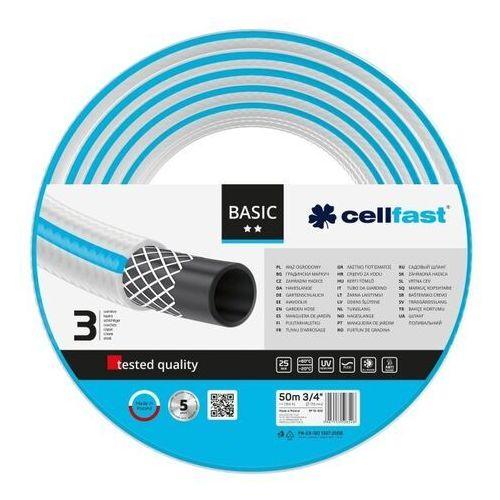 Wąż ogrodowy CELLFAST CELLFAST BASIC 10-422 (19 mm; 50 m)