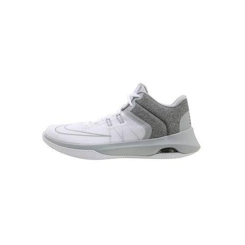 Nike Performance AIR VERSITILE II Obuwie do koszykówki white/wolf grey (0091206766012)