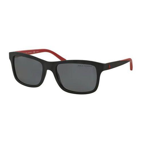 Polo ralph lauren Okulary słoneczne ph4095 polarized 550481