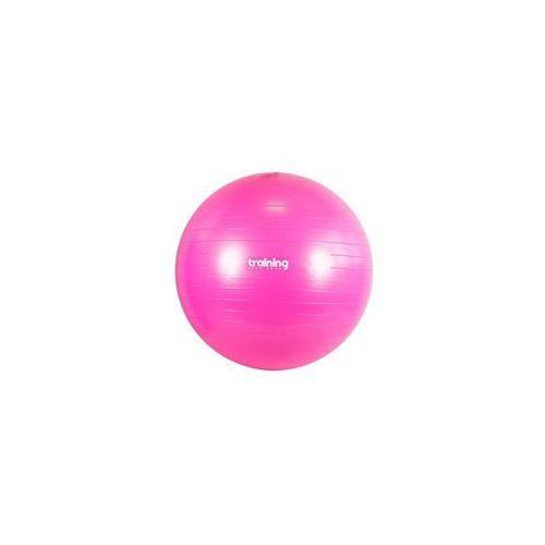 Tsr piłka gimnastyczna- różowy, 50 cm - dł. 50 cm
