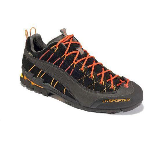 hyper gtx buty mężczyźni pomarańczowy/czarny 43,5 2018 buty podejściowe marki La sportiva