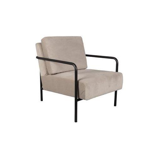Zuiver Fotel z podłokietnikami x-bang jasnoszary