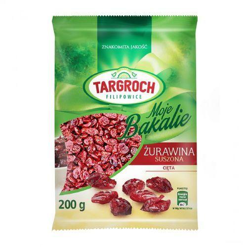 TARGROCH 200g Żurawina suszona (5903229000606)