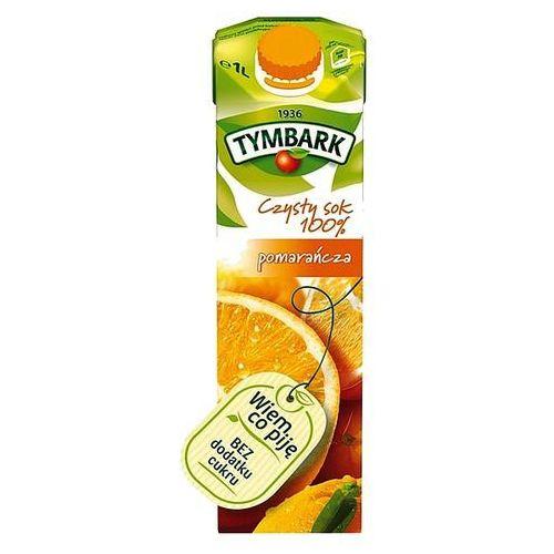 Sok pomarańczowy 1l marki Tymbark