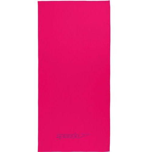 Speedo light ręcznik 75x150cm, raspberry fill 2019 ręczniki i szlafroki sportowe