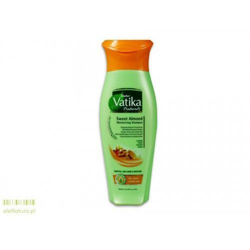 Dabur  - nawilżający szampon vatika - słodkie migdały