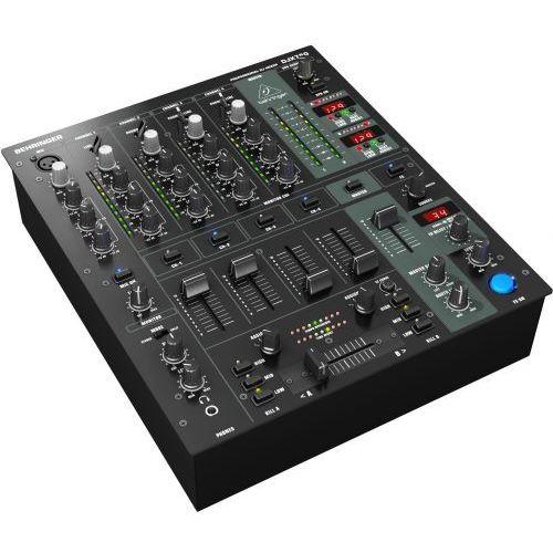 djx750 5 kanałowy mikser dj marki Behringer