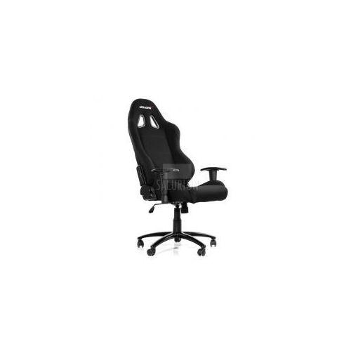 gaming chair - czarny wyprodukowany przez Akracing