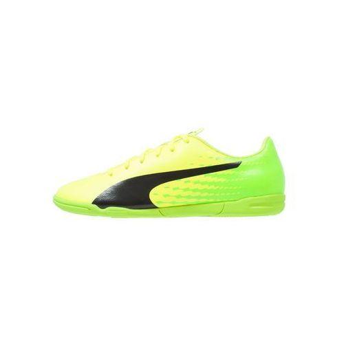 Puma EVOSPEED 17.5 IT Halówki safety yellow/black/green gecko, 104027