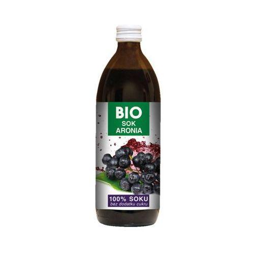Bioavena  500ml sok z aronii bez dodatku cukru bio