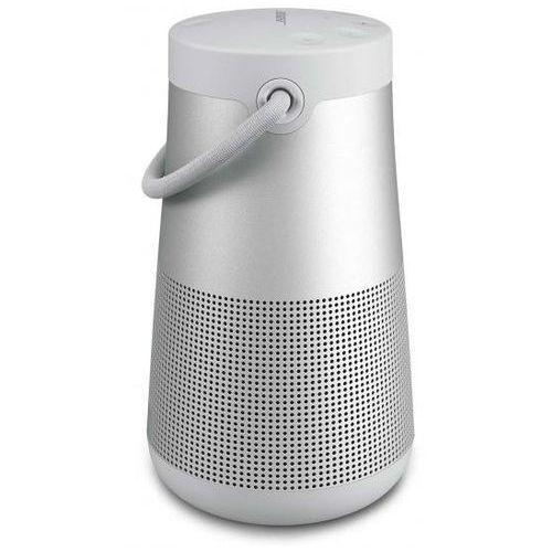 Głośnik mobilny BOSE Soundlink Revolve+ GRY Srebrny