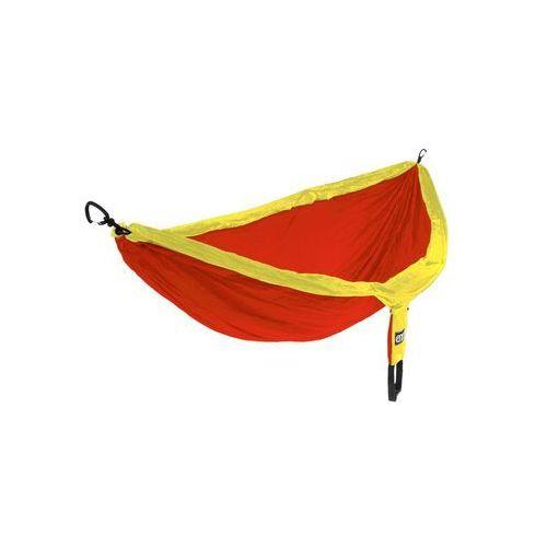 Hamak turystyczny doublenest - yellow/orange marki Eno
