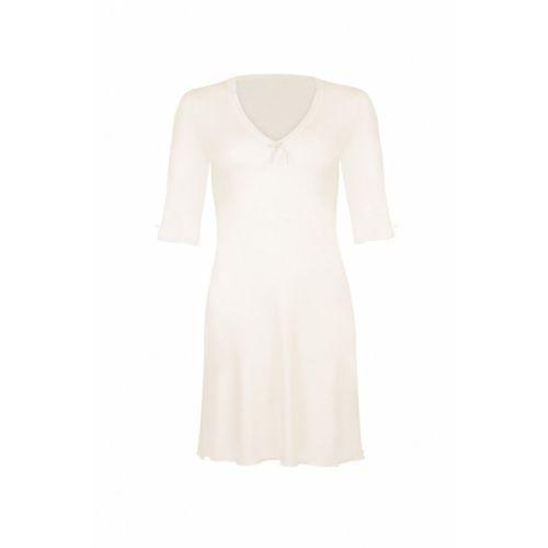 Koszula Nocna Model VHL-Vera Ecru