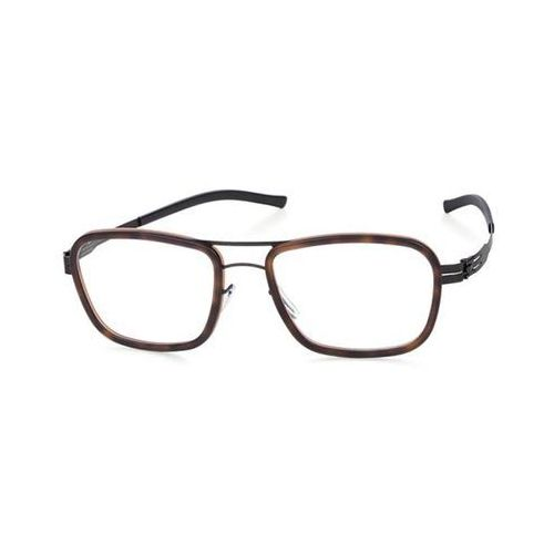 Okulary Korekcyjne Ic! Berlin D0017 Thien N. Black-Tortoise-Shell-Matt