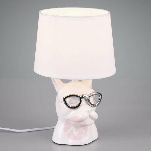 Reality DOSY Lampa stołowa Biały, 1-punktowy - Dworek - Obszar wewnętrzny - DOSY - Czas dostawy: od 3-6 dni roboczych (4017807411706)