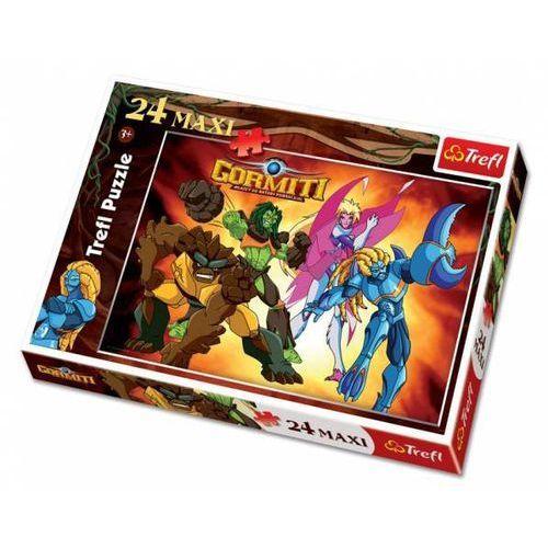 Puzzle 24 elementy maxi Gormiti (5900511141184)