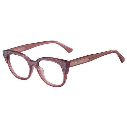 Okulary korekcyjne 177 1v1 marki Jimmy choo