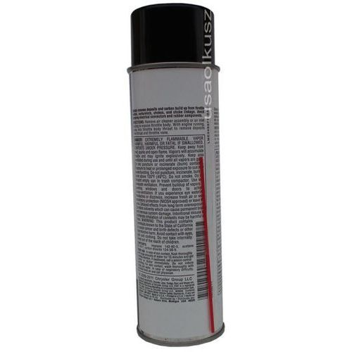 Preparat do czyszczenia przepustnicy gaźników oraz zaworów pcv  marki Mopar