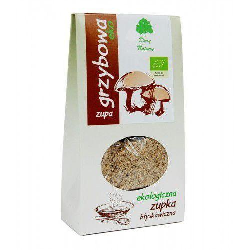 Dary natury - inne bio Zupka błyskawiczna w proszku grzybowa bio 30 g - dary natury