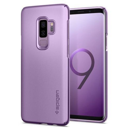 Etui thin fit samsung galaxy s9 plus lilac purple marki Spigen