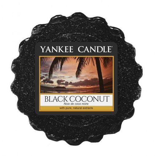 Czarny kokos (black coconut) - wosk zapachowy marki Yankee candle