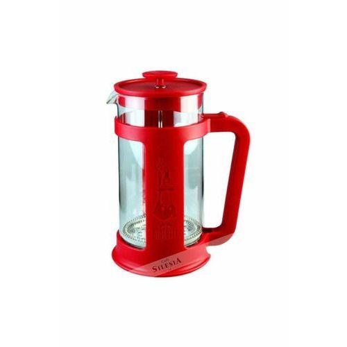 Bialetti french press smart czerwony 350ml