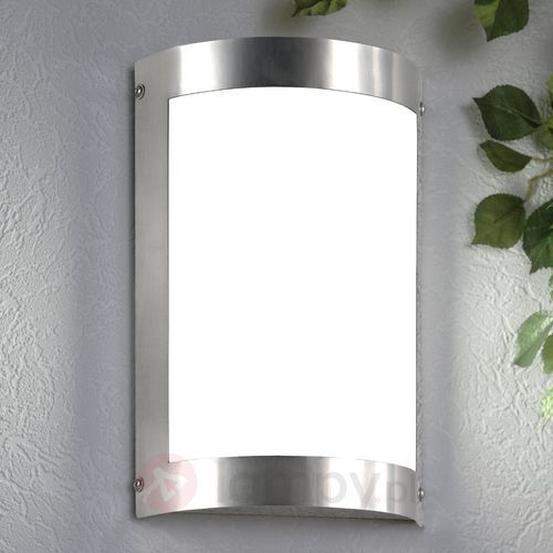 Lampa ścienna zewnętrzna Marco3 bez czujnika