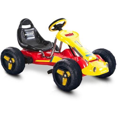 Hecht czechy Hecht 59788 gokart jeździk z napędem na pedały zabawka samochód dla dzieci - ewimax oficjalny dystrybutor - autoryzowany dealer hecht (8595614915915)
